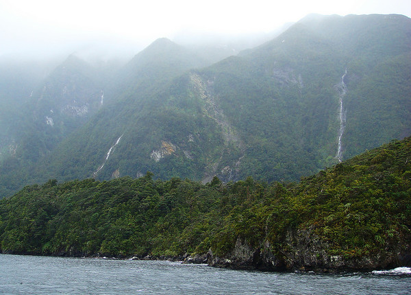 New Zealand Doubtful Sound